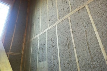 Padgett Building & Remodeling Cellulose Insulation 4