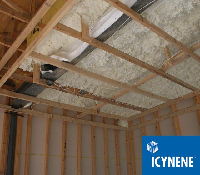 Spray foam home insulation st louis home energy audit goley inc spray foam insulation not only offers needed thermal protection but also provides a tight seal that does not allow air leaks which can account for up to solutioingenieria Image collections