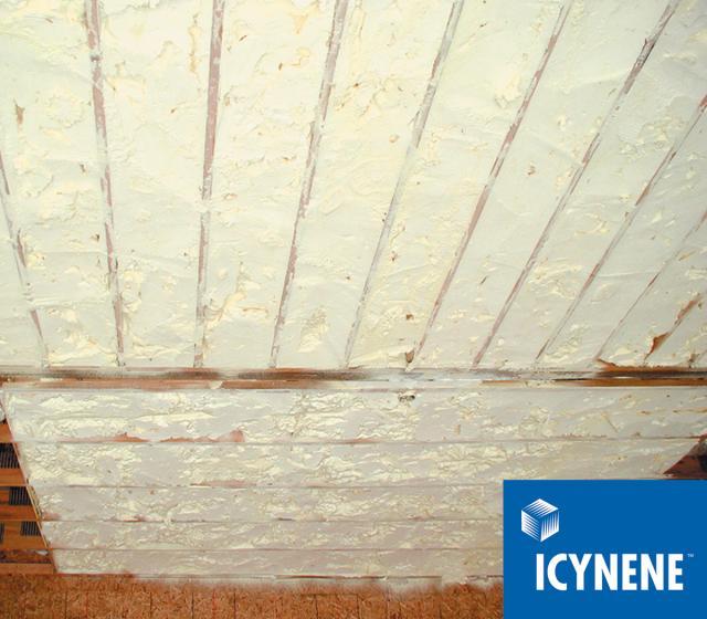 Icynene Spray Foam Insulation St Louis Open Cell Spray