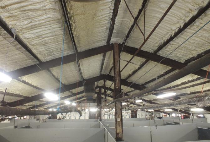 Goley Insulation In St Louis Icynene Spray Foam Home Energy Audit